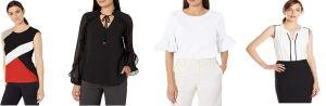Las 8 mejores blusas Calvin Klein que puedes conseguir en Amazon