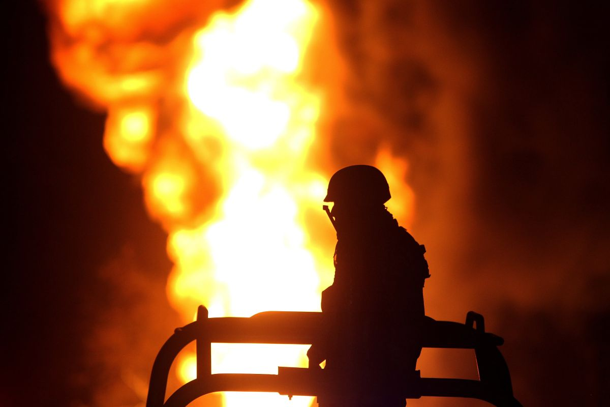 Descubren un foco de infección en un departamento de bomberos del sur de la Florida