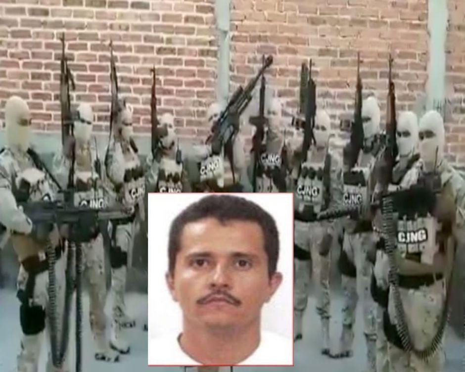 Juan Carlos Valencia, el narco que dice ser hijo del Mencho, él podría quedarse con el CJNG