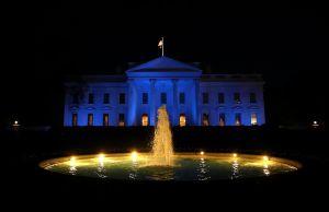 Casa Blanca apaga sus luces por primera vez desde 1889 durante protestas por muerte de George Floyd