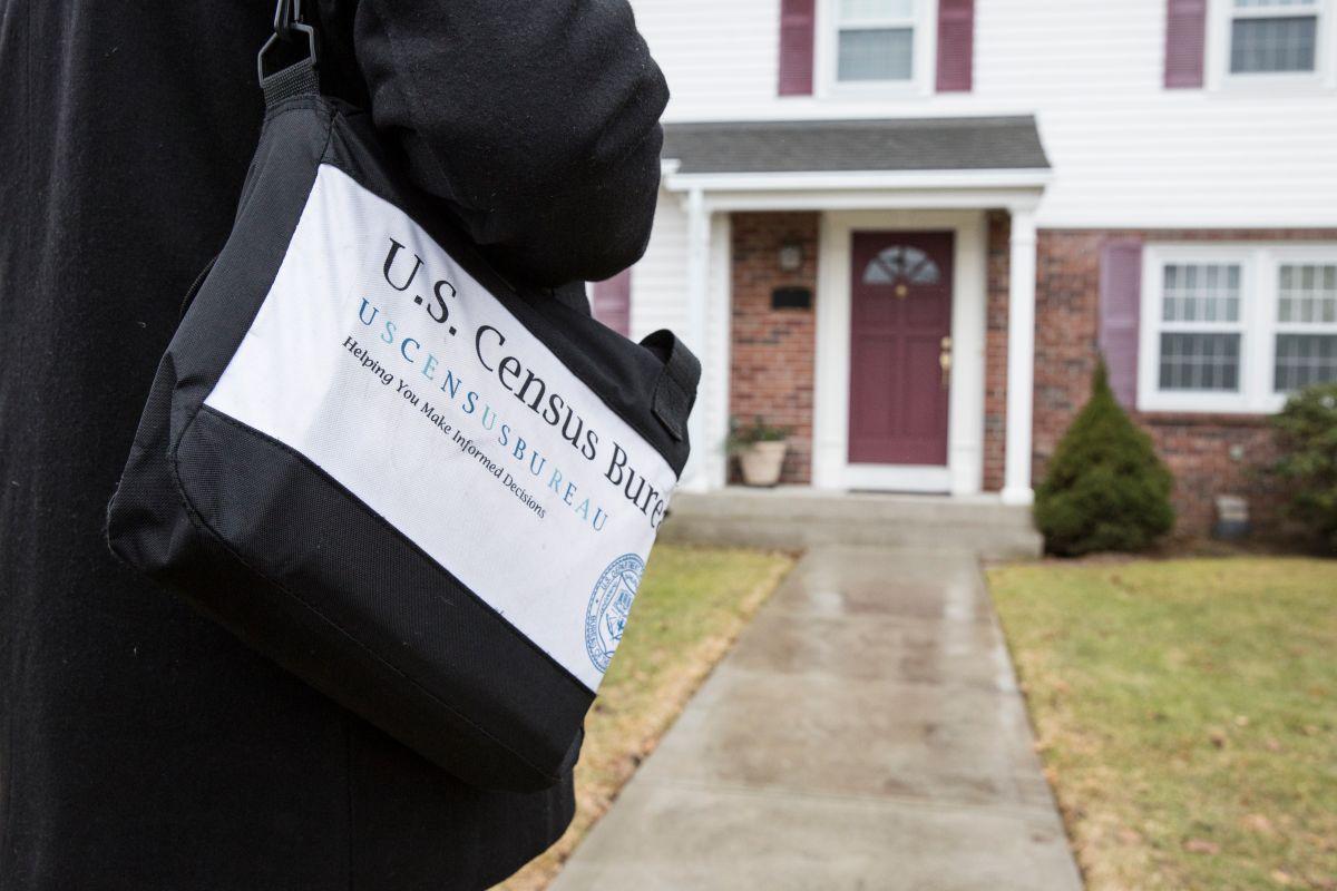 Oficina del Censo reinicia el reparto de cuestionarios a domicilio