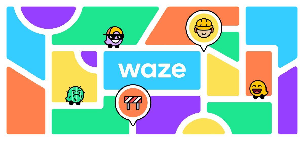 Waze renueva su plataforma con una nueva identidad más atractiva para los conductores de autos