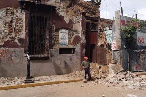 Sismo en México: Van casi 2,000 réplicas, centenares de inmuebles dañados y seis muertos