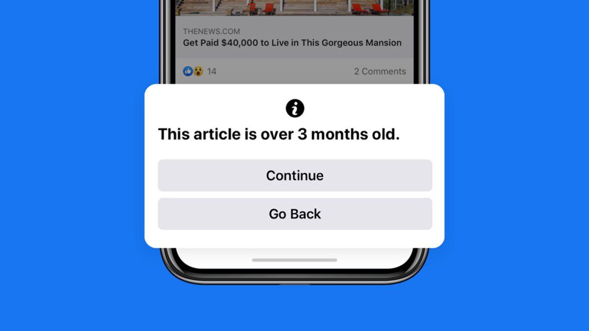 De igual manera utilizará una notificación similar para publicaciones de COVID-19.