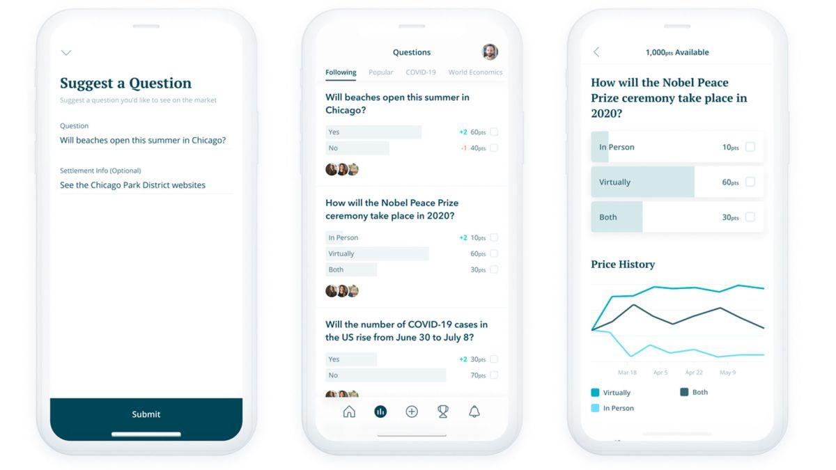 La versión beta de Forecast está disponible para iOS.