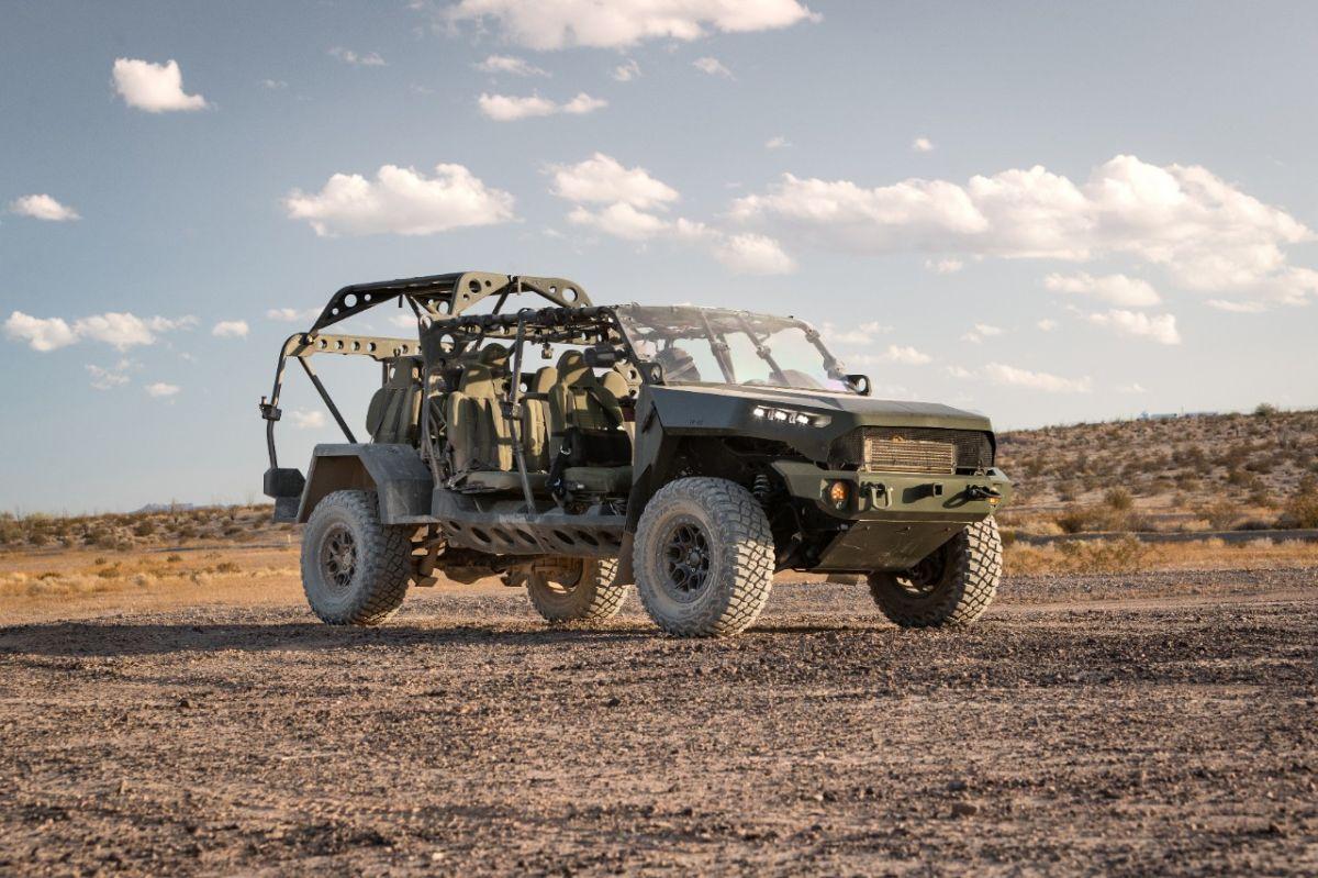 El ejército de Estados Unidos acaba de firmar contrato multimillonario con General Motors para hacer vehículos para traslado de tropas
