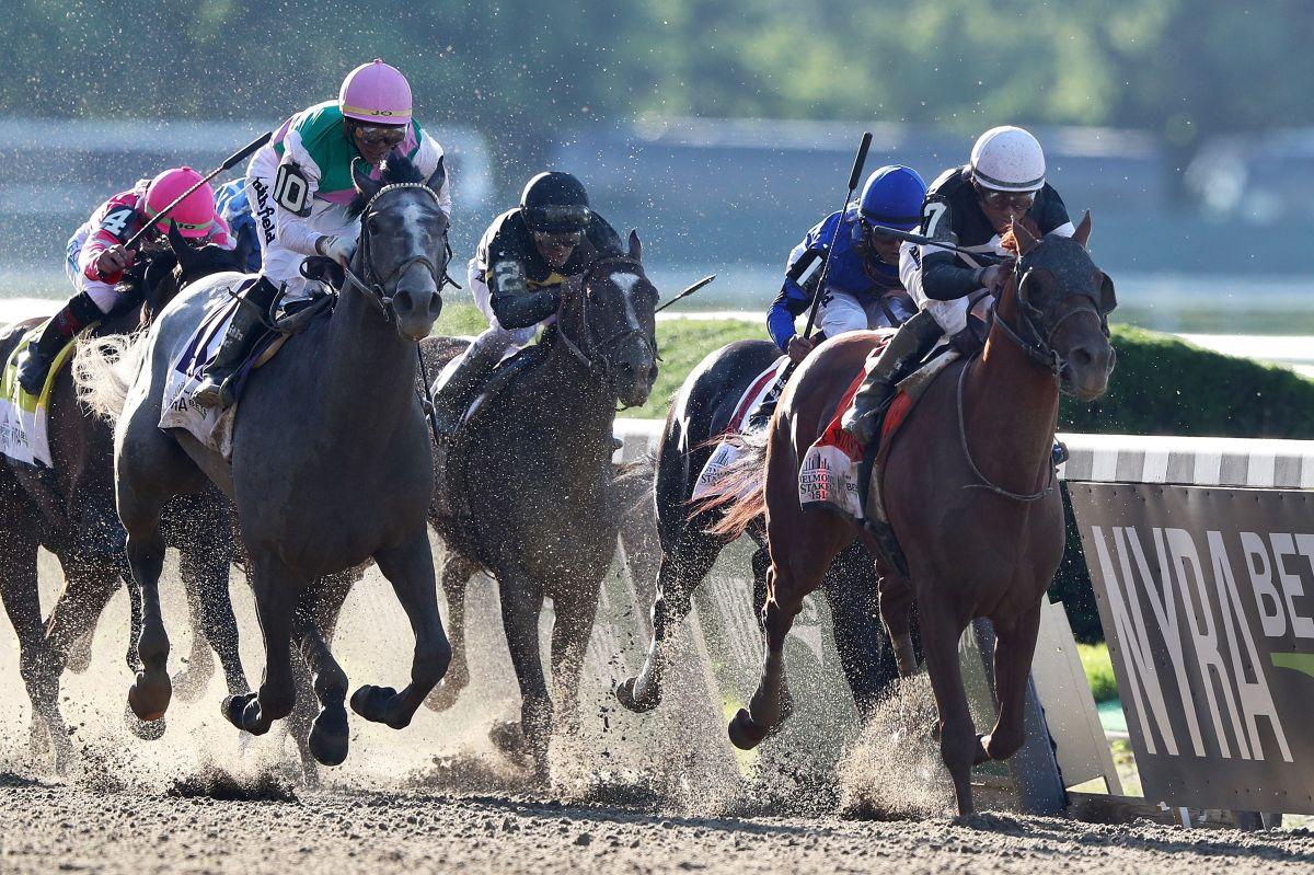 Los nuevos nombres de los caballos de carreras tienen referencias al COVID-19.