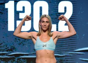 Boxeadora Mikaela Mayer da positivo por COVID-19 previo al regreso del pugilismo a Las Vegas