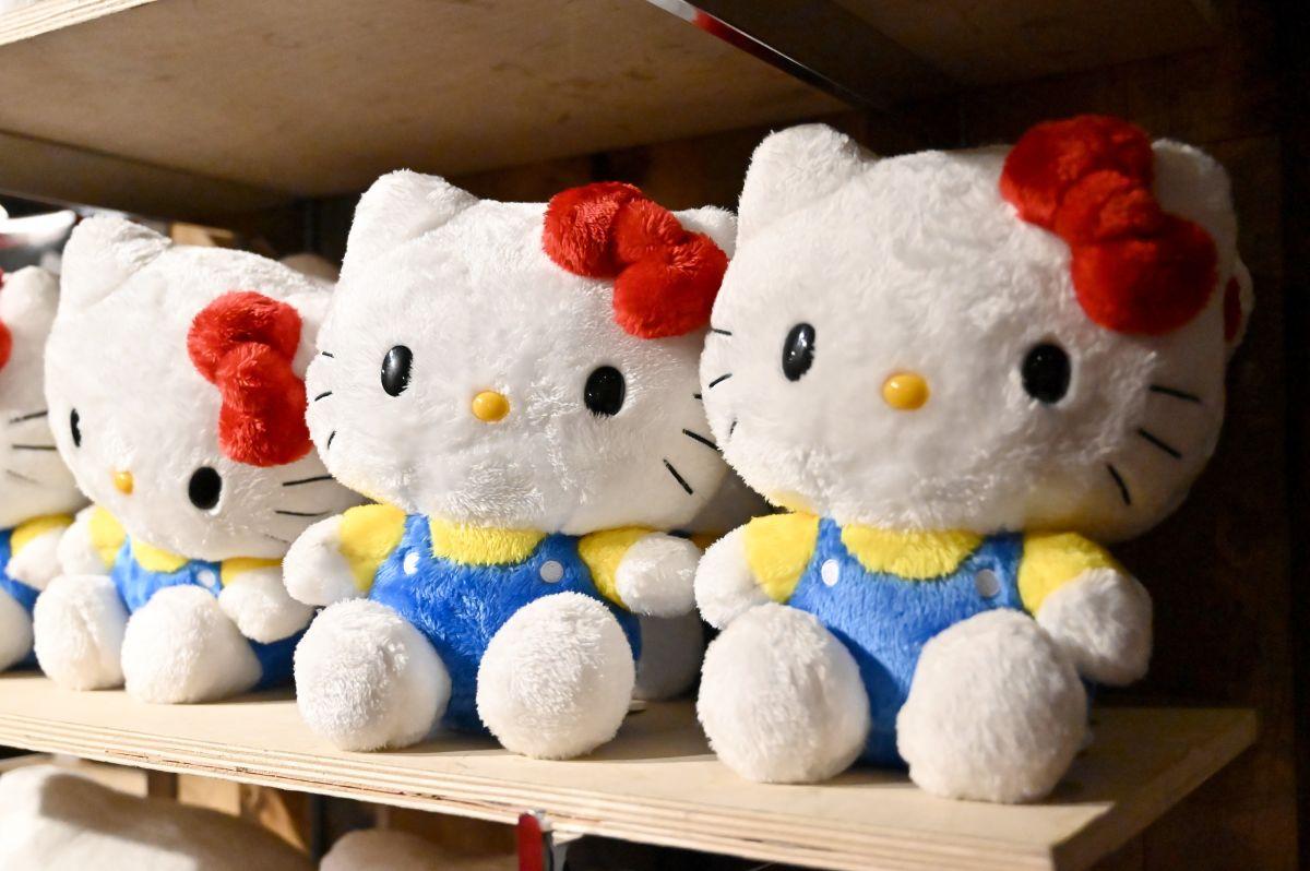 El personaje de Hello Kitty nació en 1974 en Tokio, Japón.