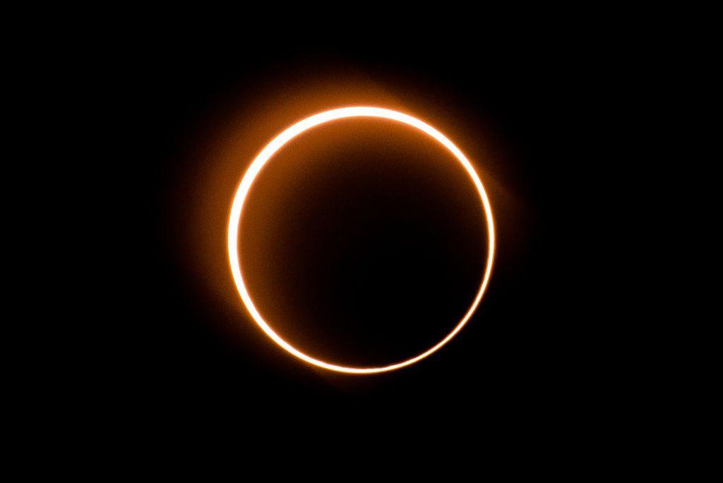 Eclipse anillo de fuego: ¿Dónde será visible y cómo verlo en vivo?