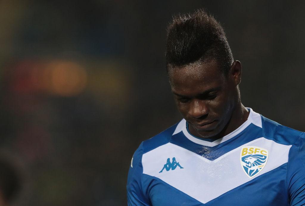 No lo quieren en su equipo: Brescia impide a Balotelli entrar al entrenamiento