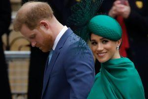 """Adiós """"Duques de Sussex"""": Harry y Meghan dejan atrás sus títulos nobiliarios"""