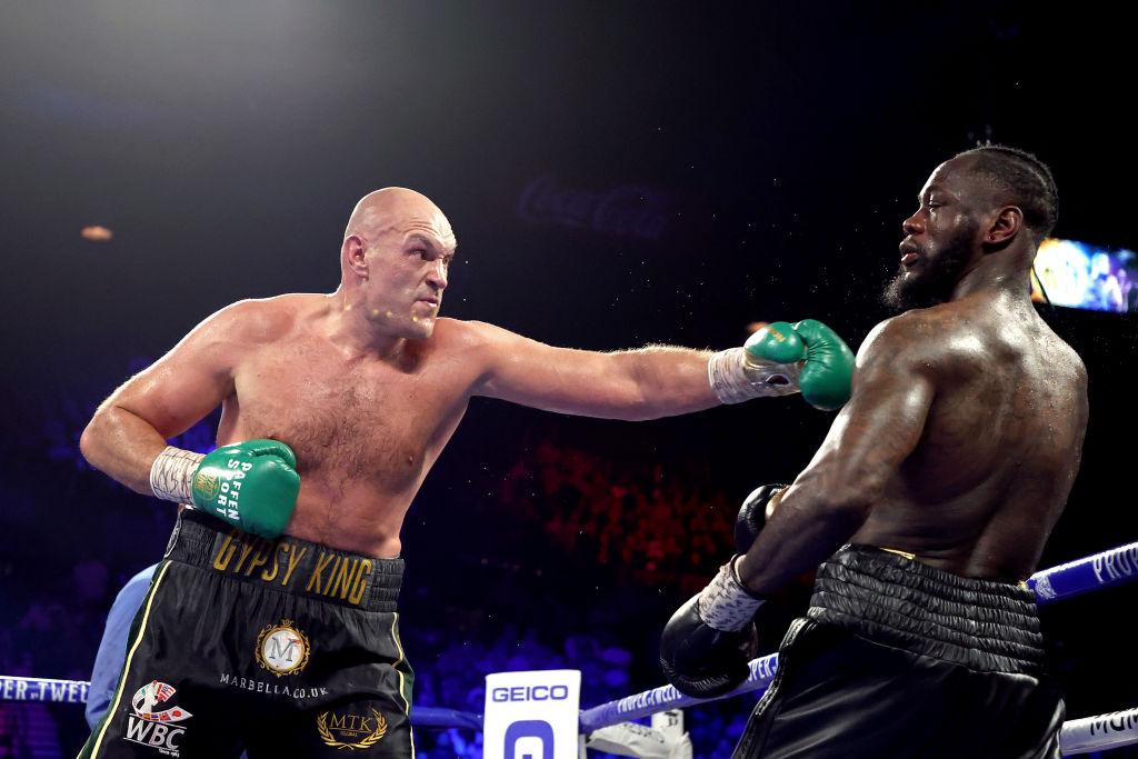Tyson Fury tiene pendiente el cierre de la trilogía contra Deontay Wilder.