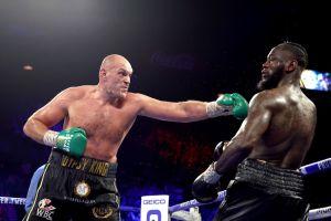 """""""Ven y retírame"""": Tyson Fury le manda mensaje contundente a Anthony Joshua, uno de sus posibles rivales para el 2021"""