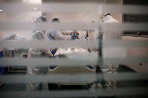 Cada vez hay menos camas disponibles en los hospitales de Florida