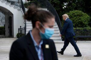 Decenas de oficiales del Servicio Secreto en cuarentena por coronavirus