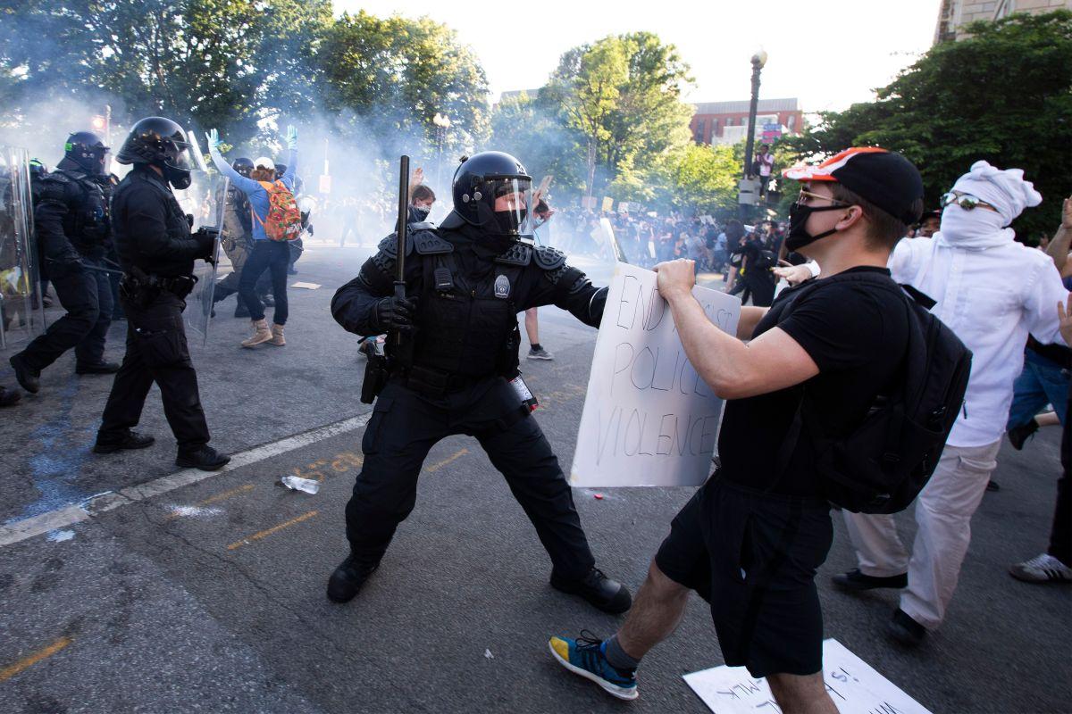 Los latinos son los segundos que más mueren a manos de la policía.