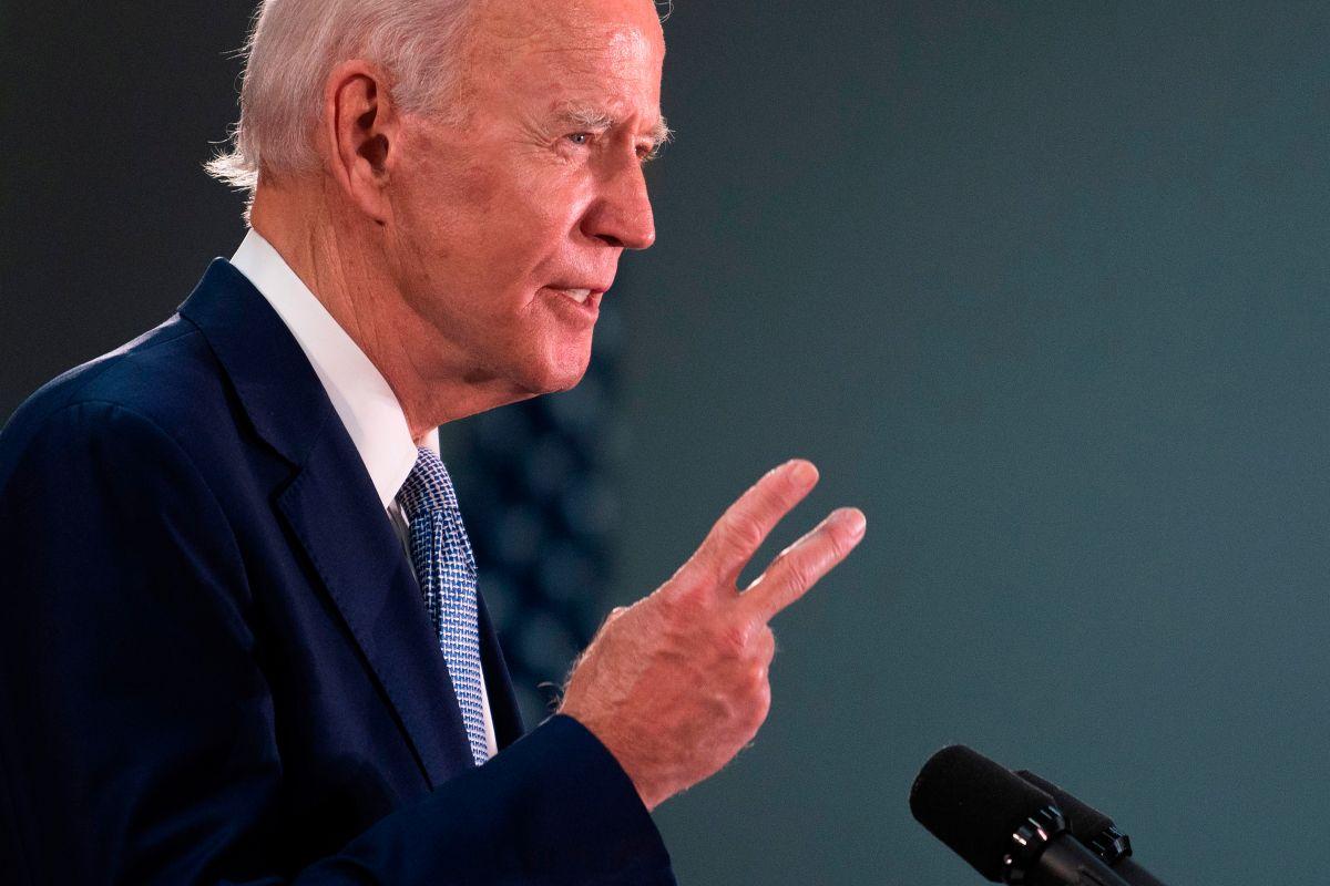 El vicepresidente saldrá por primera vez de Delaware, donde reside.