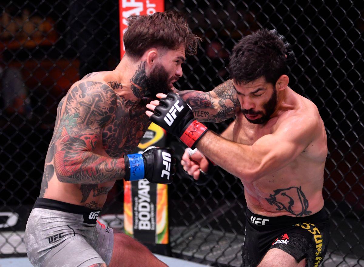 """VIDEO: Brutal nocaut en UFC 250: Cody Garbrandt mandó a """"dormir"""" a su rival con un tremendo impacto"""