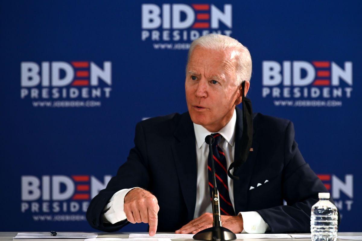 Joe Biden aceptará la nominación de su partido en la Convención Nacional Demócrata.
