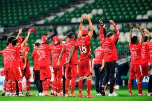 Ni la pandemia los detuvo: Bayern Munich gana octavo título consecutivo en la Bundesliga