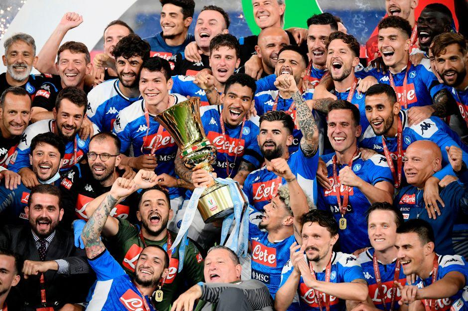 """El """"Rey Midas"""" de los campeonatos: El """"Chucky"""" Lozano ha sido campeón en todos los equipos con los que ha jugado"""