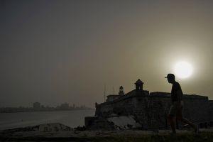 Los estados de EEUU que empezarán a sentir hoy los efectos del polvo del Sahara