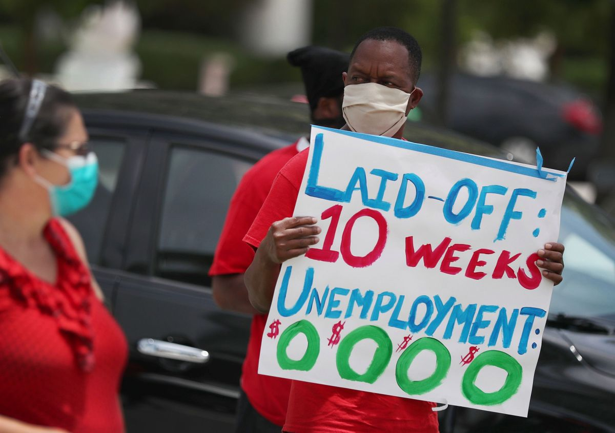 California confirma que los estafadores se han robado al menos $11 mil millones de dólares del Seguro de Desempleo