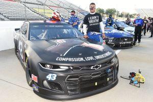 Encuentran soga de ahorcado en el puesto de garaje de Bubba Wallace, único piloto afroamericano de NASCAR