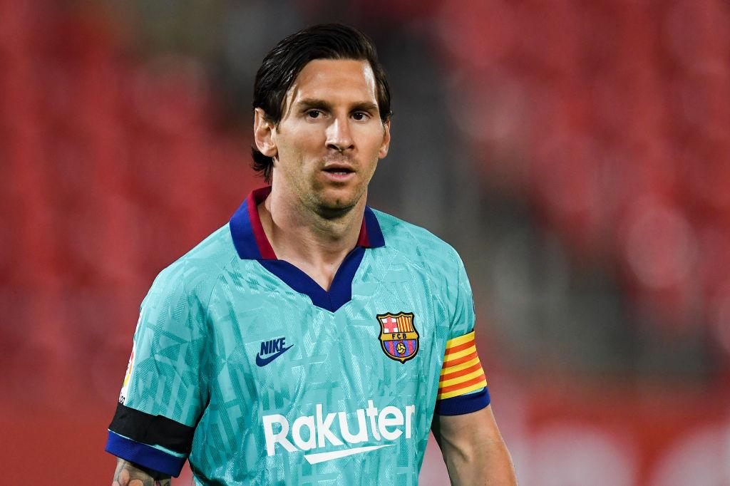 Leo Messi tendrá que vestir de azulgrana la próxima temporada.