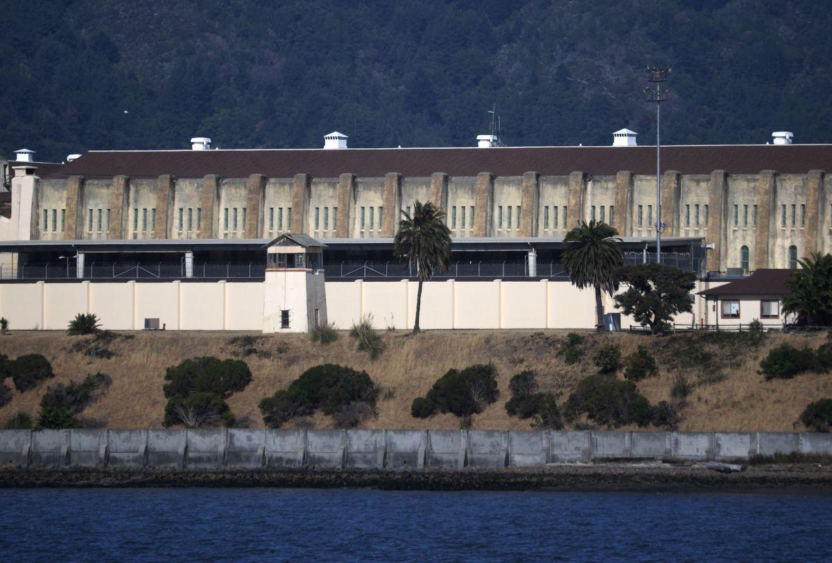 La prisión de San Quentin en California.