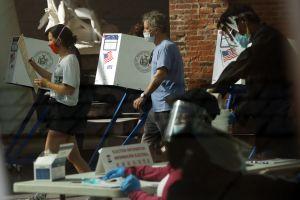 Las elecciones en NY, Kentucky, Virginia y Carolina del Norte con resultados pendientes por recuento de votos