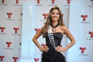 La ex Miss Colombia, Daniella Álvarez, muestra cómo camina sin su pie izquierdo