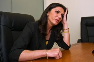 Empresarios veracruzanos denuncian a Ana Guevara por intento de homicidio