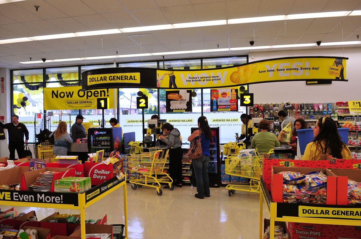 Las razones por las que no deberías adquirir comestibles en Dollar General