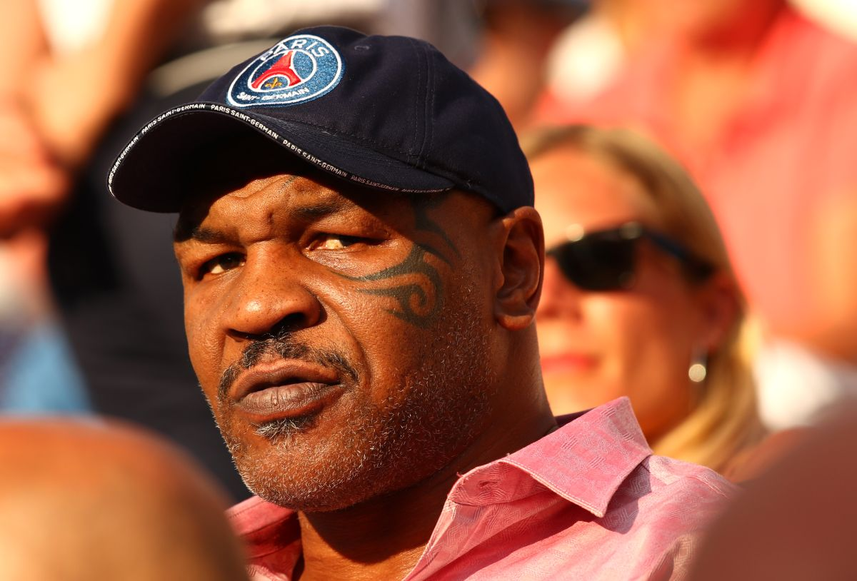 Mike Tyson desafía a Donald Trump con elocuente imagen