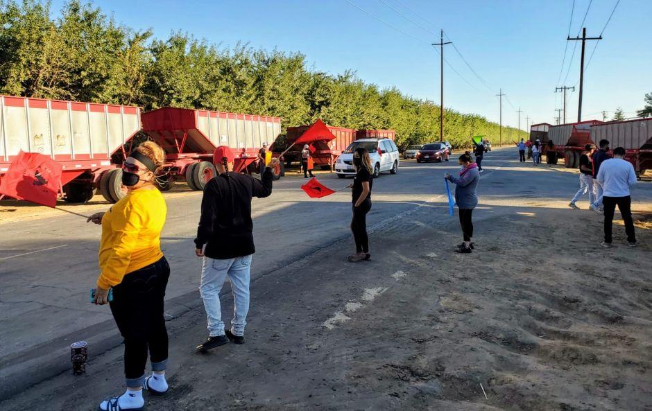 Trabajadores latinos exponen docenas de casos de contagio en el Valle de San Joaquín