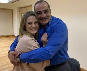 Erika Buenfil y Omar Fierro cuentan cómo transformaron el amor entre ellos