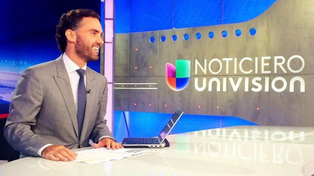 Enrique Acevedo queda fuera de Univision