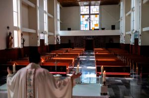 Increíble cambio de una iglesia abandonada