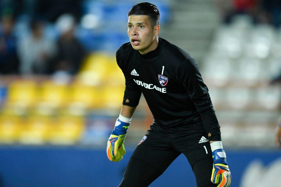 Jesse González, el portero que rechazó al Tri para jugar por EE.UU., fue suspendido por una acusación de abuso doméstico