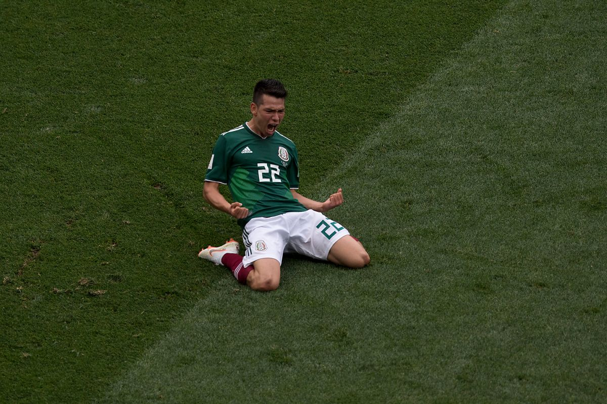 """La eterna potencia se desmorona desde entonces: la debacle de Alemania inició con el gol del """"Chucky"""" Lozano"""