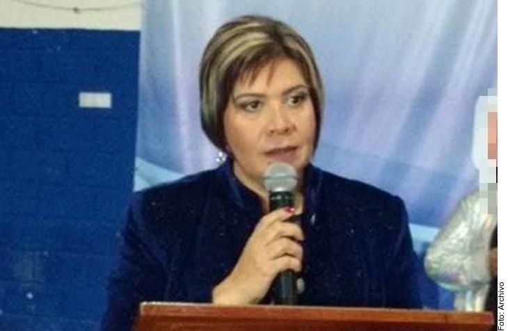 María Guadalupe Martínez Aguilar, Rectora de la Universidad Valladolid.