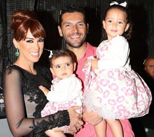 Jacky Bracamontes aprovecha la cuarentena en Miami para disfruta de tiempo en familia