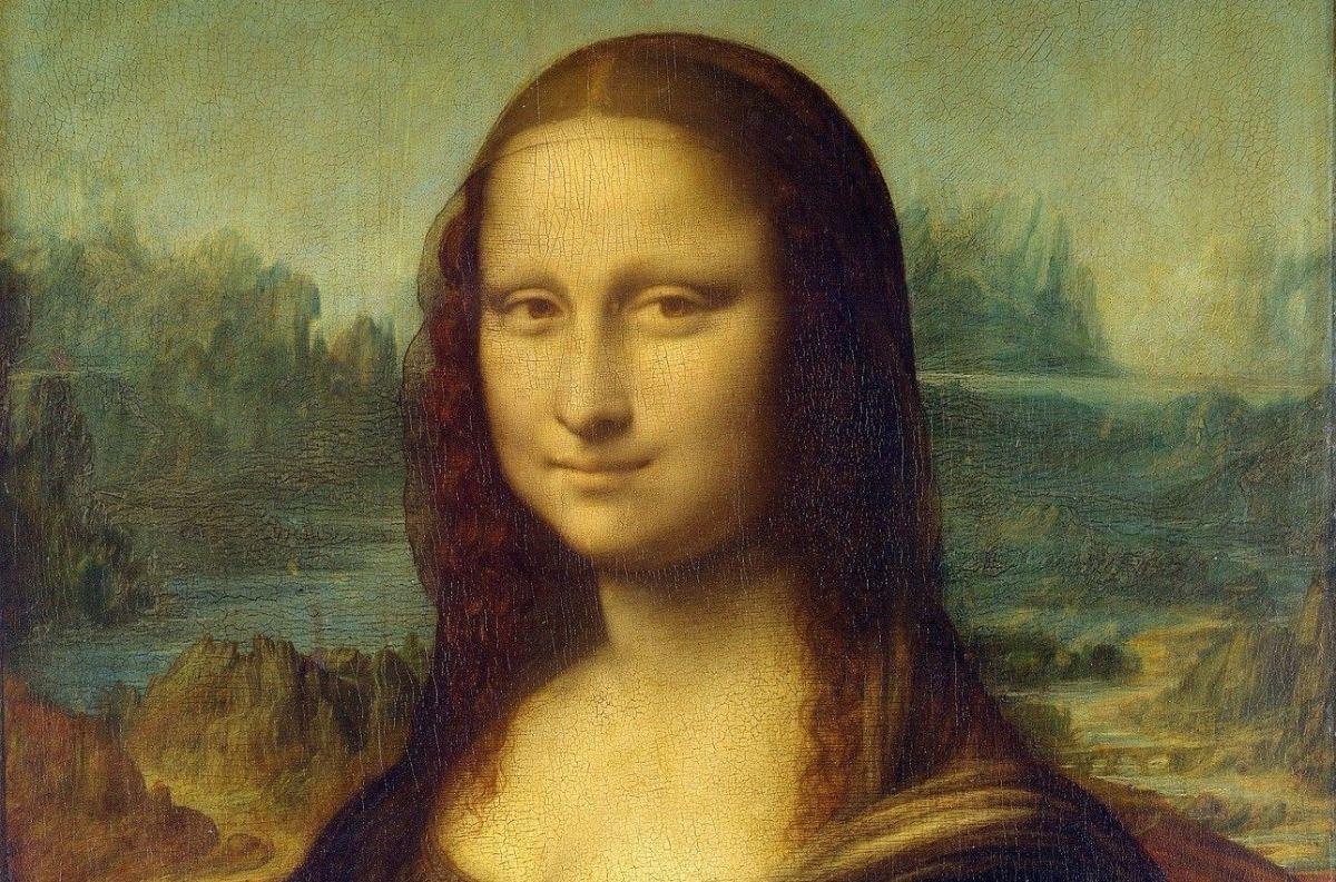 La Mona Lisa de Da Vinci