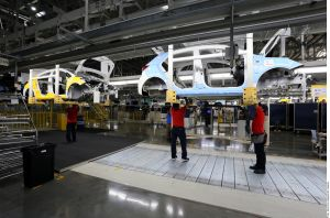 Coronavirus desploma producción de autos en México, cae 93% durante mayo