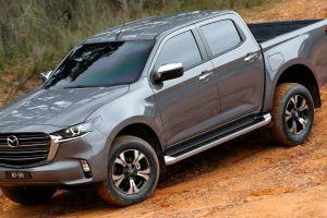 ¡Llegó el día! La nueva Mazda BT-50 fue presentada y así es como luce, sofisticada y agresiva