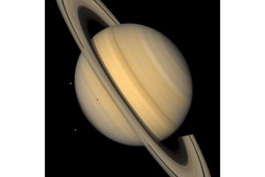 Titán: La luna de Saturno que se va de su planeta