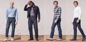 7 pantalones Levi's para hombres de muy buena calidad para darle mucho uso