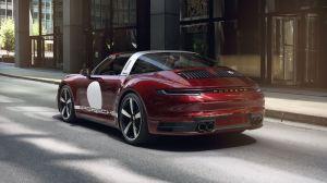 Heritage Design Line, la nueva línea de Porsche con toque Vintage que está causando sensación